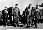 Prisoners of Sachsenhausen concentration camp, Oranienburg, Germany, 1936
