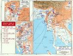 Map of situation in India and Burma, Nov 1943-May 1944