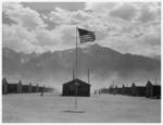 Manzanar War Relocation Center, California, United States, 3 Jul 1942