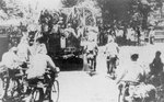 Japanese bicycle infantry, Java, Mar 1942