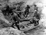 German discovery of the Katyn mass grave, Apr 1943, photo 2 of 2