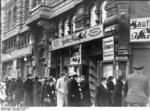Destroyed Jewish shop in Magdeburg, Germany, 9 Nov 1938, photo 4 of 7