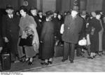 Polish-German Jews being gathered for deportation, Nürnberg, Germany, 28 Oct 1938, photo 3 of 3