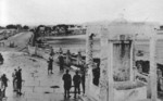 Japanese troops at Lugou Bridge, near Beiping, China, Jul 1937, photo 2 of 4
