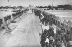 Japanese troops at Lugou Bridge, near Beiping, China, Jul 1937, photo 4 of 4