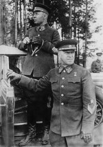 Marshal Georgy Zhukov, 1940s