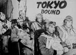 Carrier pilots received instructions on their strike mission against Tokyo aboard an unnamed carrier, 17 Feb 1945