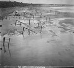 Normandy beach defenses, France, 6 May 1944, photo 1 of 4