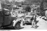 German troops at Gran Sasso, Italy, 12 Sep 1943