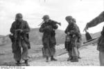 German airborne troops at Gran Sasso, Italy, 12 Sep 1943