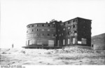 Hotel Campo Imperatore, Gran Sasso, Italy, 12 Sep 1943, photo 1 of 2