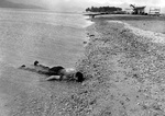 Killed US Navy sailor, Naval Air Station Kaneohe, Oahu, US Territory of Hawaii, 7 Dec 1941