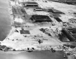 Aerial view of Naval Air Station Kaneohe, Oahu, US Territory of Hawaii, 9 Dec 1941, photo 1 of 2