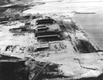 Aerial view of Naval Air Station Kaneohe, Oahu, US Territory of Hawaii, 9 Dec 1941, photo 2 of 2