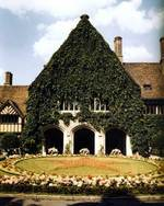Cecilienhof Palace, Jul-Aug 1945, photo 1 of 3
