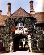 Cecilienhof Palace, Jul-Aug 1945, photo 2 of 3