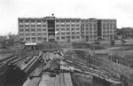 Sihang warehouse, Shanghai, China, late-Oct 1937