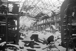 Destroyed Red October factory in Stalingrad, Russia, 21 Jan 1943