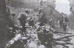 Chinese troops fighting in Tai