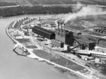 K-25 power plant and S-50 plant, Oak Ridge, Tennessee, United States, 1940s