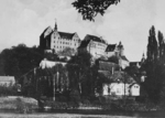 Colditz Castle, Sachsen, Germany, late-Apr 1945