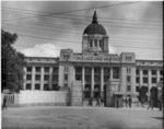 General Government Building, Seoul, Korea, circa May 1946