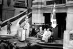 Ceremony marking the return of Seoul to Republic of Korea control, General Government Building, Seoul, Korea, 29 Sep 1950, photo 2 of 3