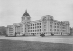 General Government Building, Keijo (now Seoul), Korea, 1929