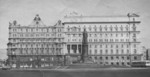 Lubyanka building, Moscow, Russia, date unknown