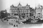 Lubyanka building, Moscow, Russia, 1928
