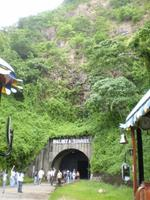 Entrance of the Malinta Tunnel, Corregidor, Philippines, Oct 2007