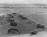 JRS-1, J2F, and OS2U aircraft at Ford Island, US Territory of Hawaii, early 1942, photo 2 of 2