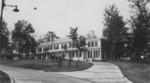 Residence of the commanding general of the USMC base at Quantico, Virginia, United States, circa 1929