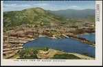 Sasebo Naval Arsenal commemorative postcard, circa 1930
