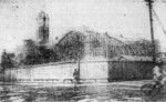 Taihoku General Government Building, under construction, Taiwan, circa 1917-1918