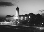 Presidential Office Building, Taipei, Taiwan, Republic of China, 10 Oct 1961, photo 2 of 2