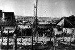 View of Vorkuta Gulag work camp, Komi Republic, Russia, 1955
