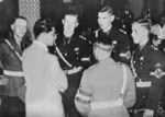 Hitler Youth members in a reception in Japan, 5 Sep 1938, photo 1 of 2