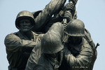 US Marine Corps War Memorial, 18 Jun 2006, photo 4 of 5