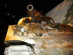 M4 Sherman tank on display at the National Museum of the Marine Corps, Quantico, Virginia, United States, 15 Jan 2007, photo 2 of 2