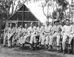 Kitchen staff of USAAF 3rd Bomber Group, Charters Towers, Australia, early 1942