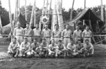 Personnel of the Armament Section of 13th Bomb Squadron of USAAF 3rd Bomb Group, Dobodura Airfield, Australian Papua, mid-1943