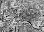 Aerial view of Taihoku (now Taipei), Taiwan, 2 Mar 1944, photo 2 of 2