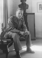 US Marine Corps intelligence officer Thomas Colley, New Zealand, 31 Oct 1943