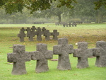 La Cambe German war cemetery, France, 13 Oct 2005, photo 2 of 2
