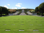 National Memorial Cemetery of the Pacific, Honolulu, Hawaii, United States, 15 Jul 2006