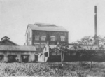 Japanese industrial alcohol plant, Kagi (now Chiayi), Taiwan, 1936