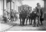 Nazi Party SA men in Neustadt, Bavaria, Germany, 1923