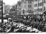 Nazi Party parade in Nürnberg, Germany, 10-16 Sep 1935
