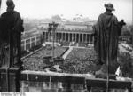 Nazi Party Maifeiertag celebration at Lustgarten, Berlin, Germany, 1 May 1935